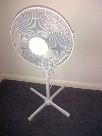 Premier Inn Blackpool (Beach) Hotel : Air con!!