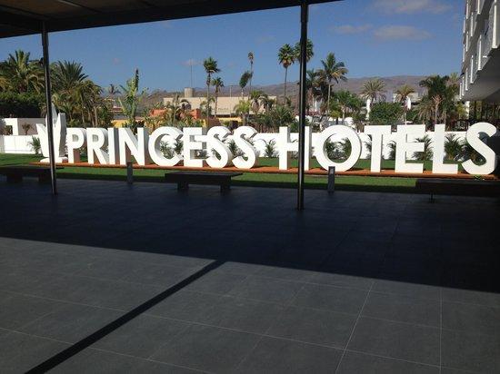 SENTIDO Gran Canaria Princess: new
