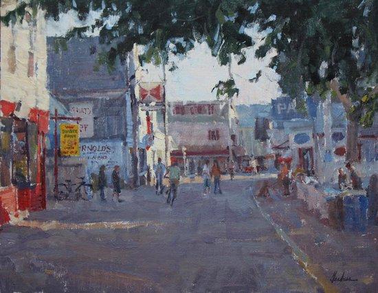 Addison Art Gallery: Frank Gardner