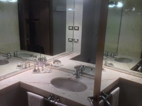 Enea Hotel Aprilia: il bagno