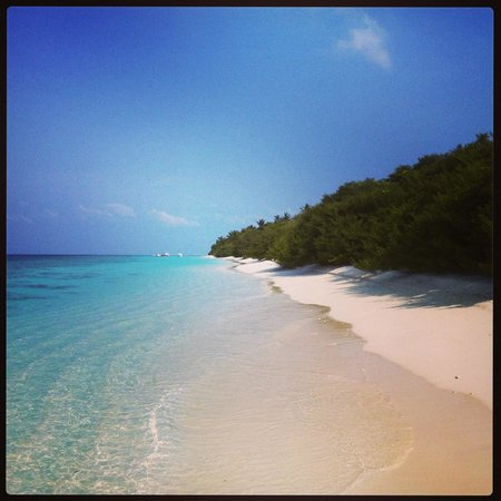 Kunfunadhoo: Soneva Fushi пляж