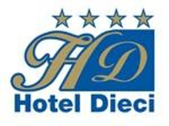Hotel Dieci: Logo