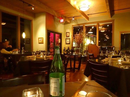 Spotted Dog Cafe: Une des salles de restaurant