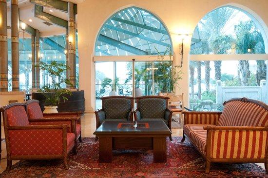 Herods Palace Hotel Eilat : Lobby