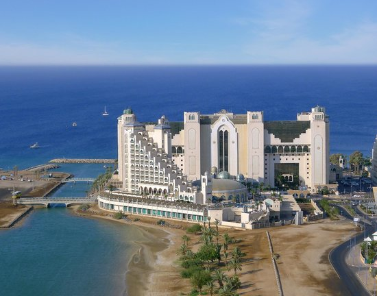 Herods Palace Hotel : View