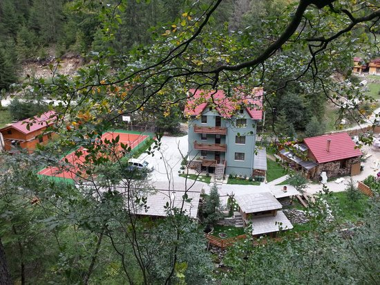 Paradise Valley - Valea Paradisului Pension