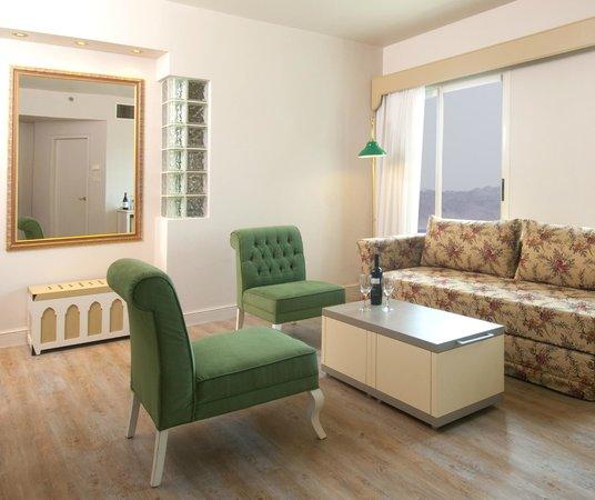 Herods Palace Hotel Eilat: Suite