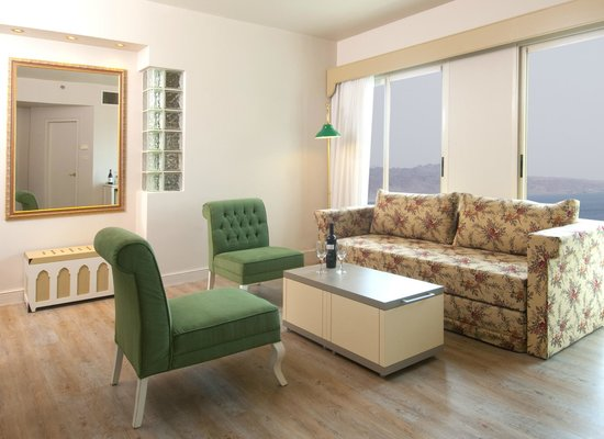 Herods Palace Hotel : Suite