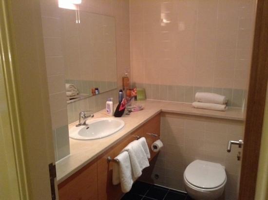 Raheen Woods Hotel : bathroom