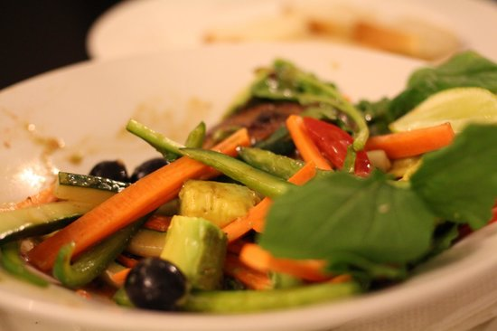Tuna fish salad in Lazuli