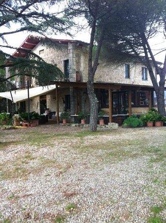 Villa di Capovento : Villa Capovento