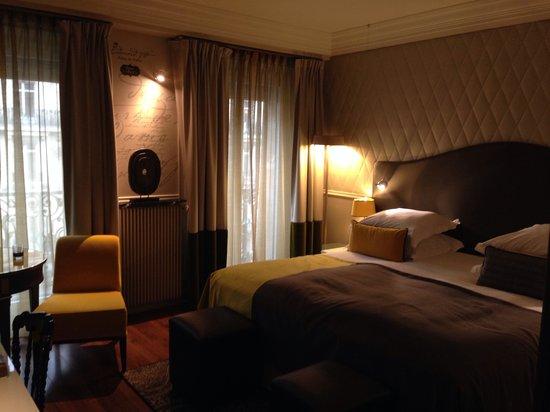 Hotel Edouard 7: Deluxe room