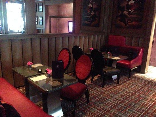 Hotel Edouard 7: Lounge / Bar