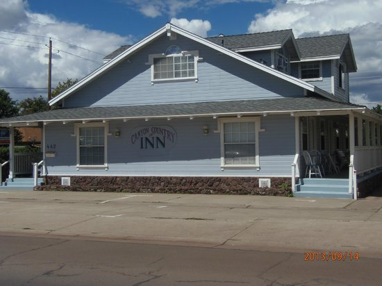 Canyon Country Inn Bed & Breakfast: Hotel de ensueño