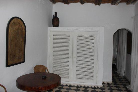 Villa Maroc: Armoire in our room