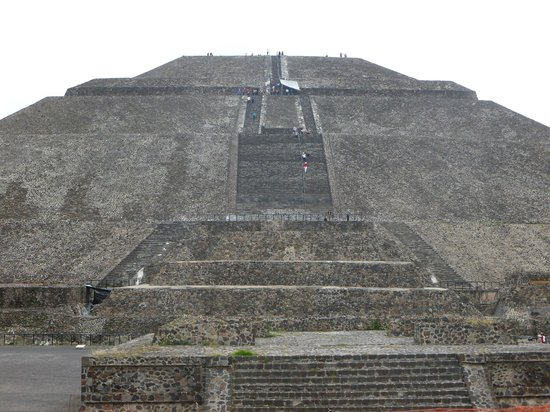 San Juan Teotihuacan, Meksyk: It is Huge