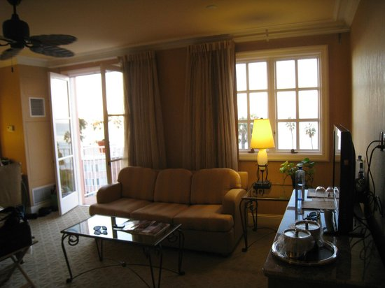 La Valencia Hotel : Comfort & Charm