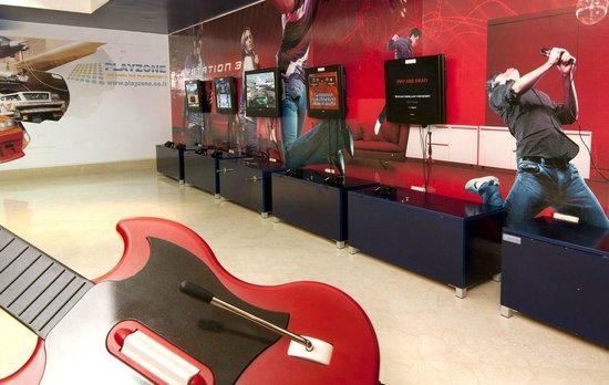 U Magic Palace: Game Room