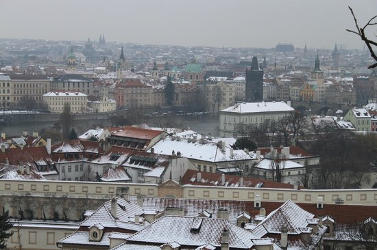 Eurostars Thalia Hotel: lovely prague in winter-2013 its not related to the hotel!