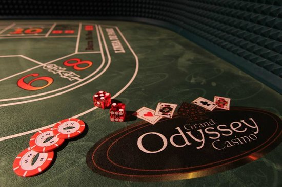 Odyssey blackjack casino site cachecreek.com cache creek casino