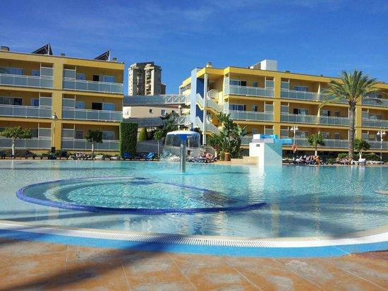 Terralta Apartamentos Turisticos: View from room 1121