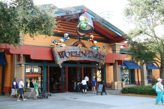 Disney Springs: Laden 7