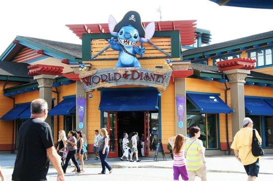 Disney Springs: Laden 4