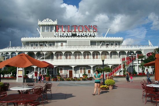 Disney Springs: restaurant 22