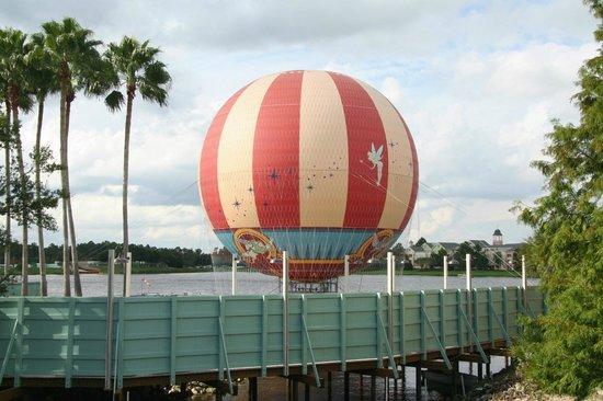 Disney Springs: ballon 12