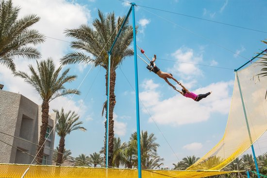 U Coral Beach Club Eilat: Activities