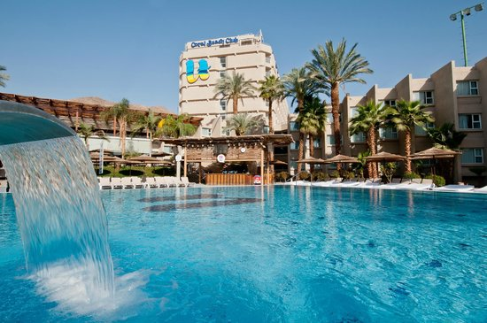 U Coral Beach Club Eilat: Pool