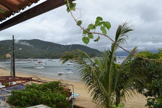 Pousada Manaca Inn: vista
