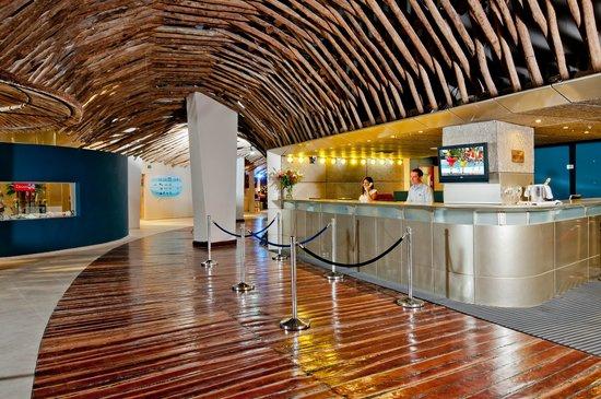 U Coral Beach Club Eilat: Reception