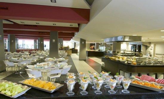 U Coral Beach Club Eilat: Dining Room
