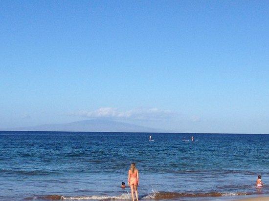 Fairmont Kea Lani, Maui : View from beach