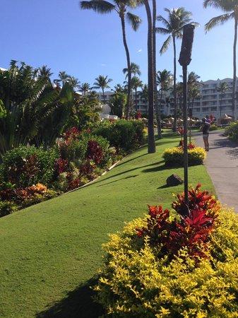 Fairmont Kea Lani, Maui : Grounds