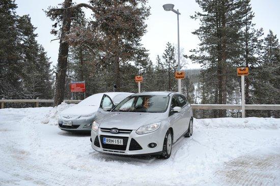 Saariselka Inn : SIXT car hire