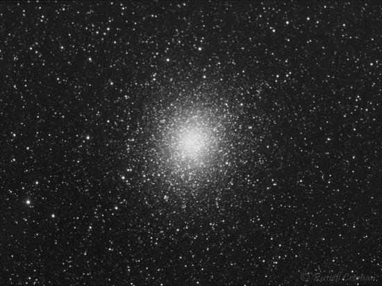 Kiwi Observatory: Globular star cluster
