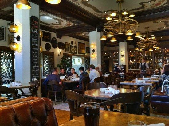 Roosevelt Cafe Griffith Park