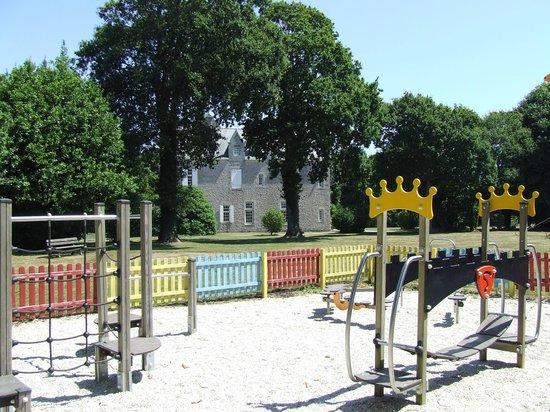 Yelloh! Village L'Océan Breton : kids play area