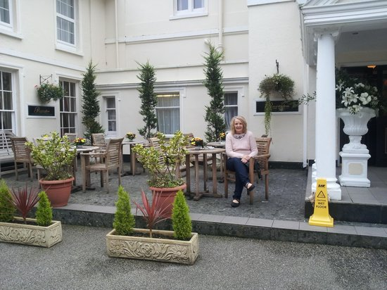 Penventon Park Hotel: beautiful hotel