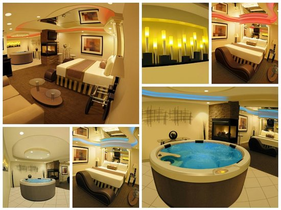 Ambiance Inn & Suites : Optimum Suite