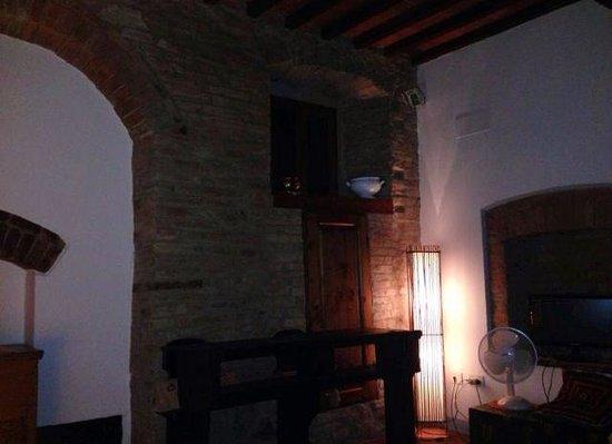 Agriturismo Fontecastello: Details of my Room!