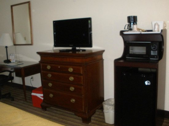 Quality Inn & Suites Pensacola Bayview: Room