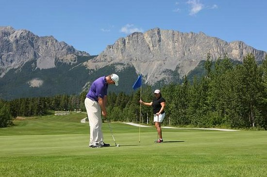 Seebe, Канада: Kananaskis Ranch Golf Course