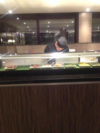 XO Hotels Park West : sushi