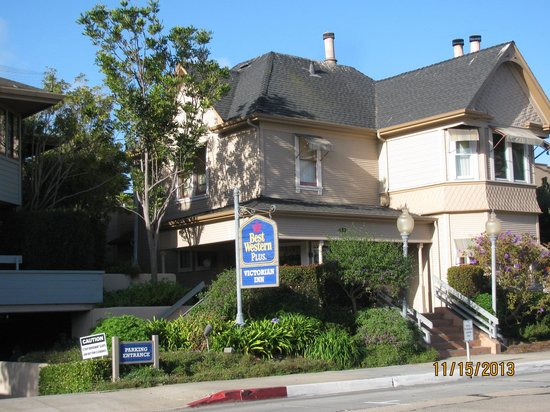 Best Western Plus Victorian Inn: Best Western Monterey near Cannery Row