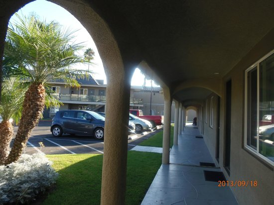 Rodeway Inn San Diego Beach SeaWorld Area: hotel