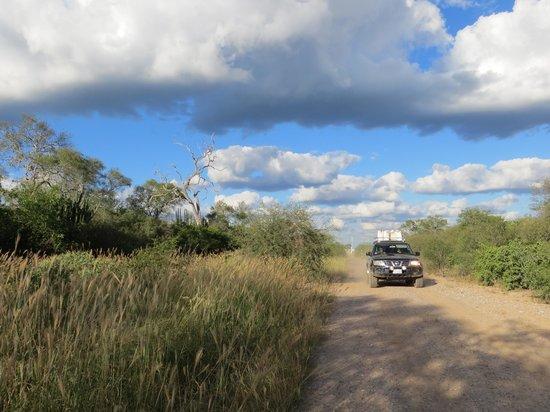 Kaa-Iya National Park