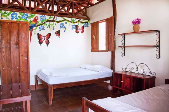 Casa Maderas Ecolodge: Double or Triple Room